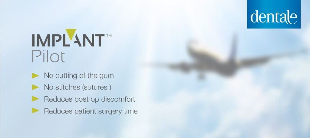 Implant Pilot - page-dentale